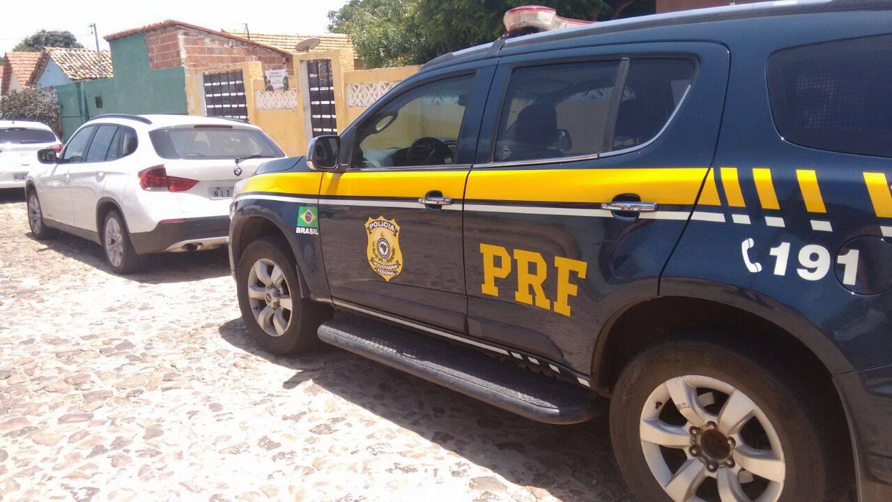 Resultado de imagem para fotos da prf na central de flagrante em parnaiba