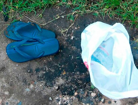 Populares encontram adolescente morto no bairro Vermelha
