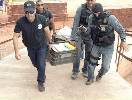 Polícia Civil incinera drogas avaliadas em R$ 3 milhões