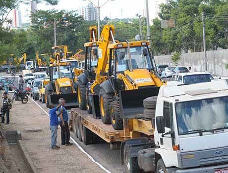 Piauí: Prefeitos dizem que não têm como manter máquinas doadas