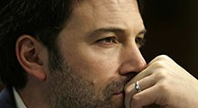 Ben Affleck produzirá longa sobre corrupção na Fifa