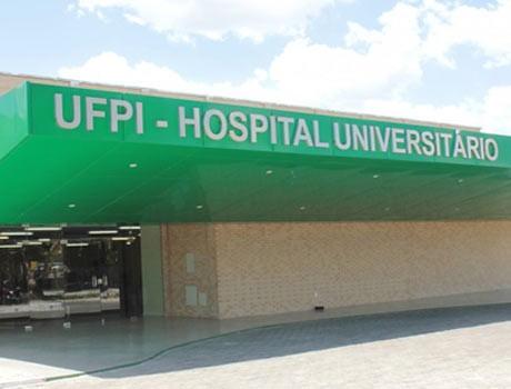 Hospital Universitário do Piauí vai receber mais de R$ 960 mil