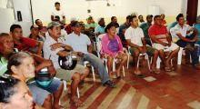 Miguel Alves: Agricultores recebem orientação