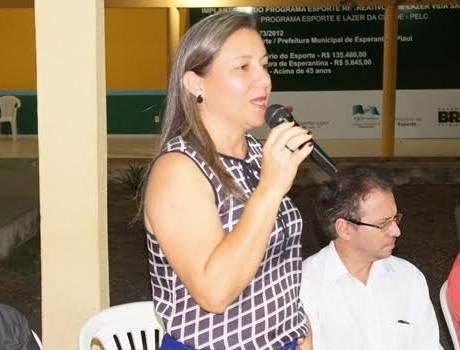 Abertura da XI Conferência de Assistência Social de Esperantina