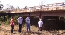 Alto Longá: Prefeitura vai recuperar ponte danificada