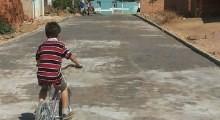 Obras de pavimentação chegam à Pimenteiras
