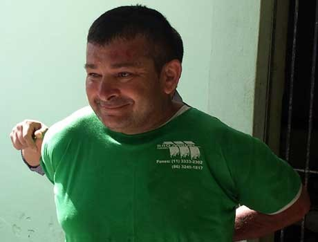 Pistoleiro é preso após efetuar disparos no centro de Castelo do Piauí