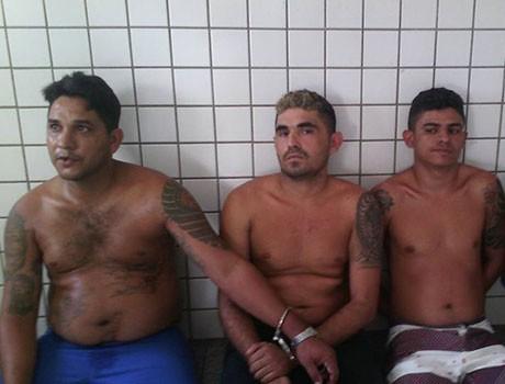 Condenado por homicídio é preso pela polícia no Promorar