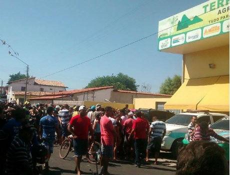 PI: Ex-presidiário e dono de bar é executado em loja de José de Freitas