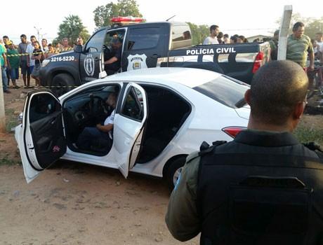Taxista é morto na zona norte; THE tem mais 2 homicídios em menos de 1h