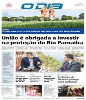 União é obrigada a investir na proteção do Rio Parnaíba