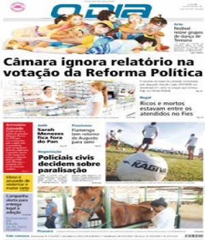 Câmara ignora relatório na votação da Reforma Política