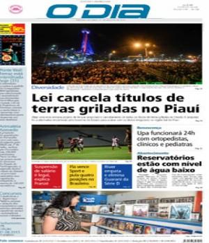 Lei cancela títulos de terras griladas no Piauí