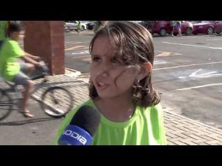 O DIA promove passeio ciclístico para as crianças<